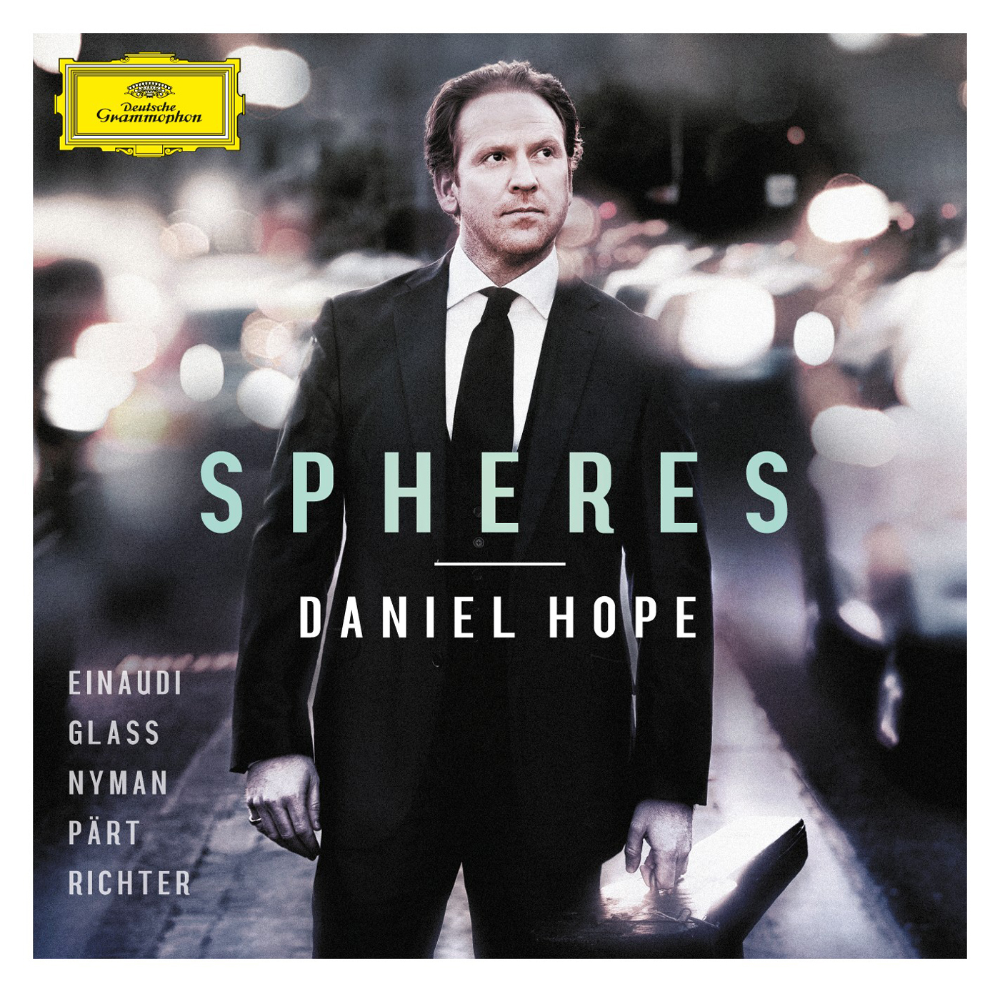 Daniel Hope Podcast Spheres Listening Guide