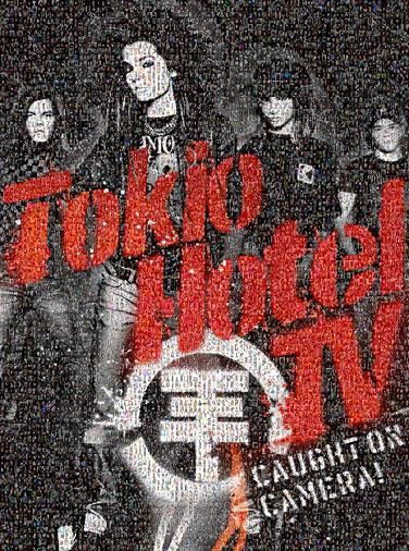 Grand Tokio Hotel Mosaic 2