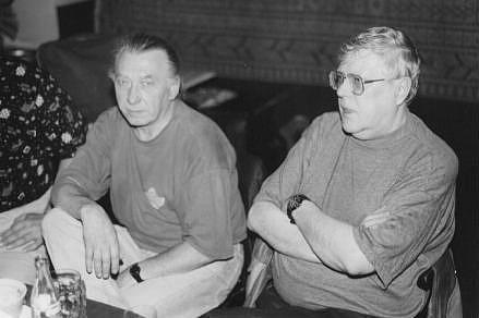 Kurt Luif und Heinz Vlcek
